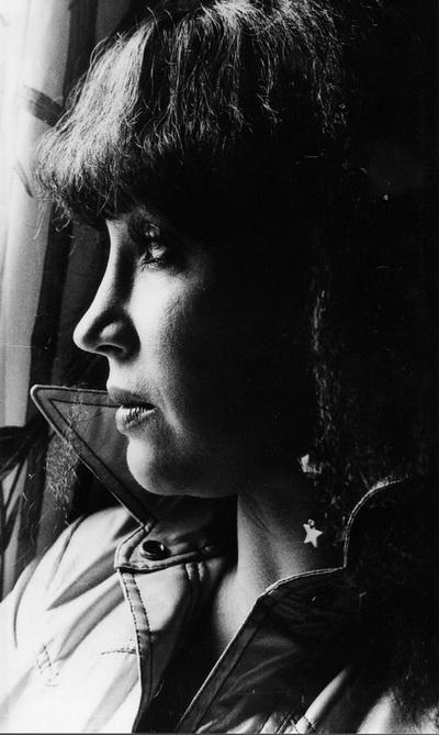 AMILCAR MORETTI fotografía a la actriz argentina Moria Casán.