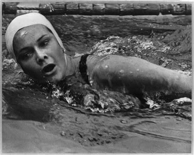Jeannete Campbell, Berlín, 1936