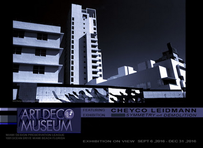 EXPO FLYER CHEYCO LEIDMANN a