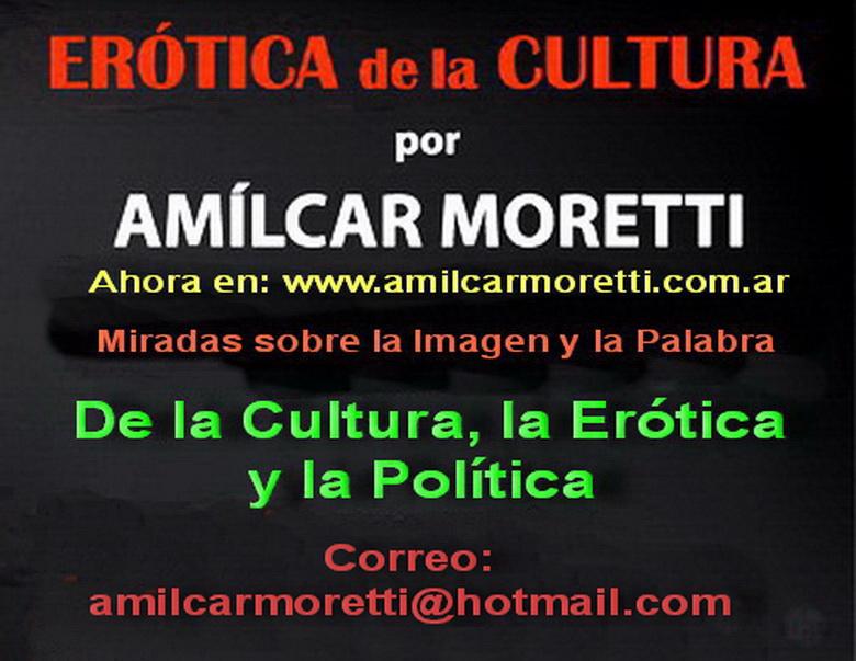 Erotica de la cultura.dailymotion. amilcarmoretti.com.ar