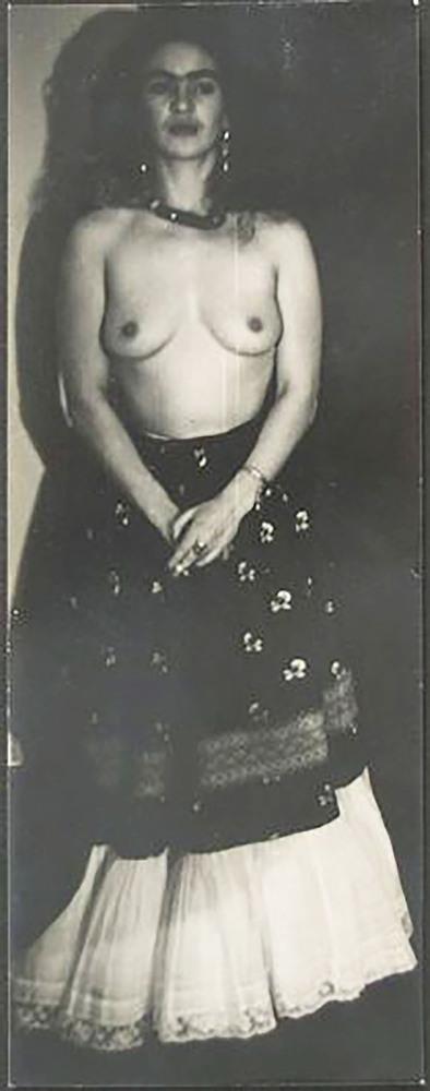 FRIDA KAHLO. JULIEN LEVY. De http://www.ideologic.org