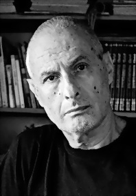 Amilcar Moretti.Autorretrato,2017.